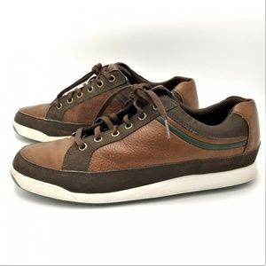 FootJoy Contour Casual Spikeless Golf Shoes Brown